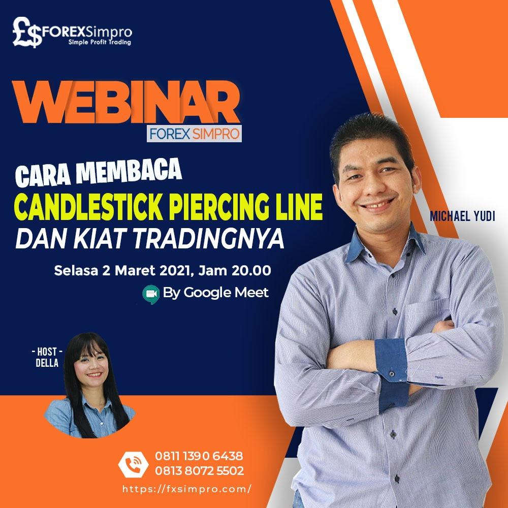Webinar Forex Candlestick Piercing Line