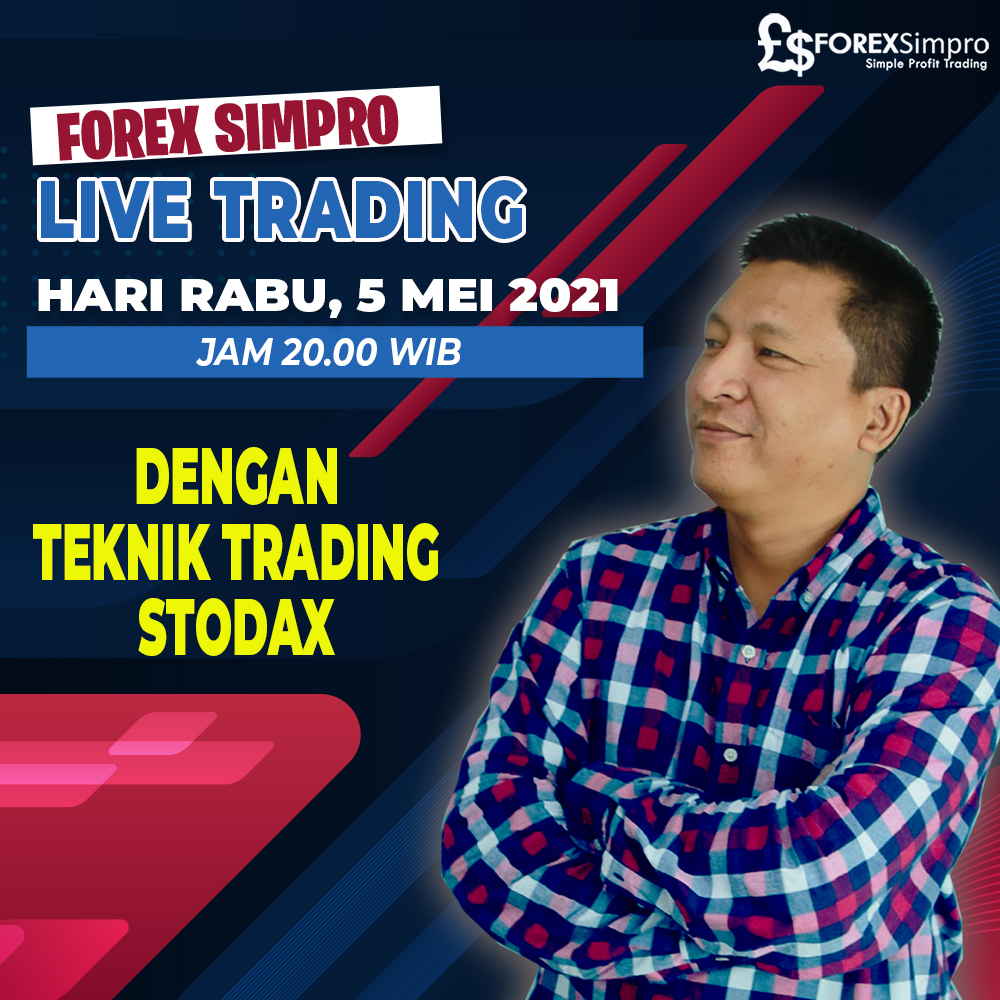 Live Trading Dengan Teknik STODAX - Lien Doe