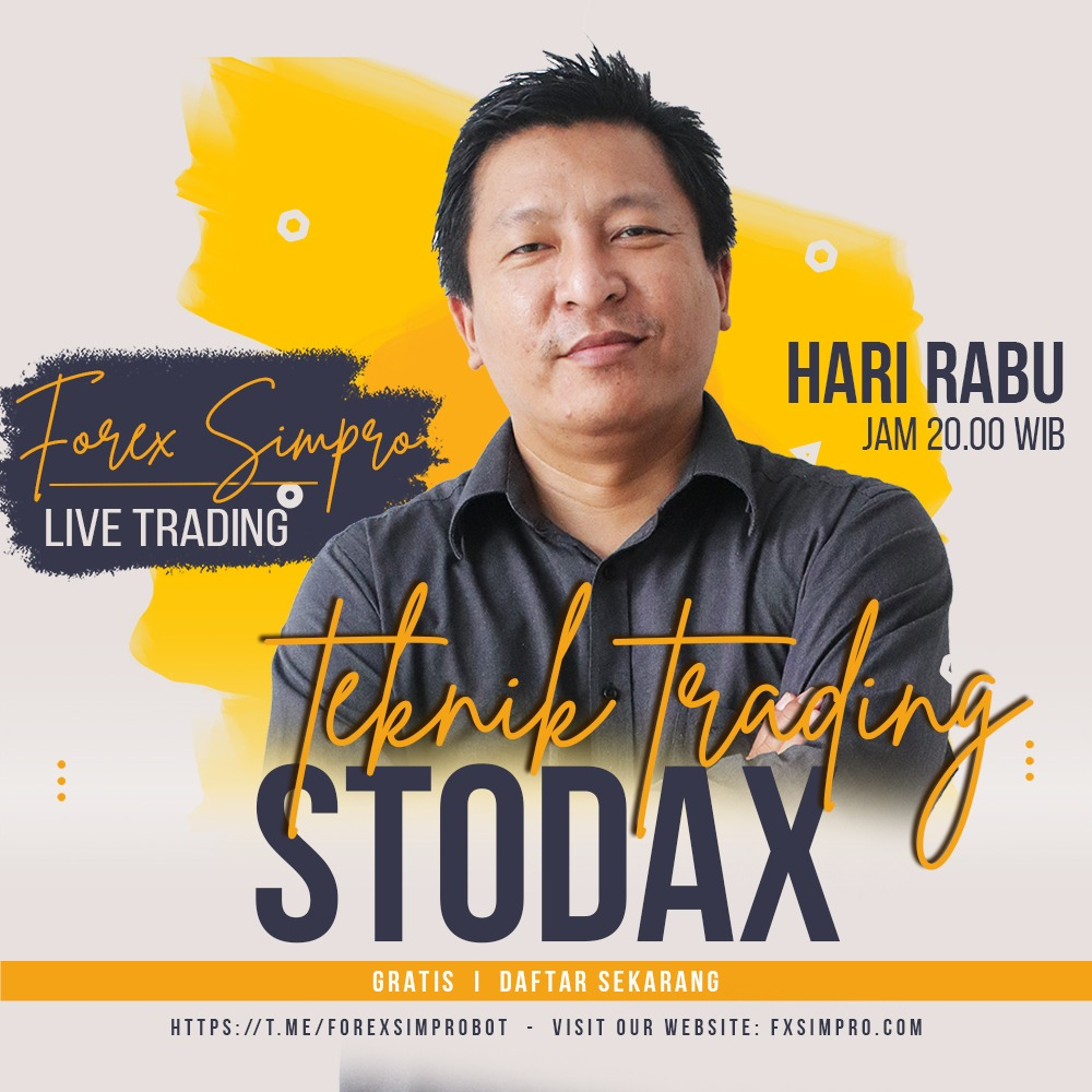 Live Trading Dengan Teknik STODAX - 28 Juli 2021
