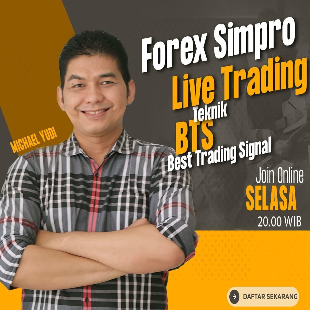 Live Trading Dengan Teknik BTS - 12 Oktober 2021